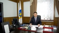 М.Т. Алимбеков, Председатель Суда Евразийского экономического сообщества
