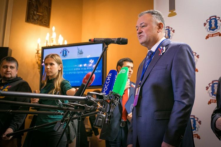 Председатель Ассоциации юристов России Виктор Блажеев. Фото: alrf.ru