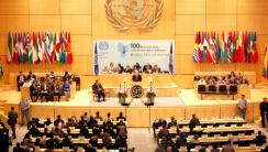 100я юбилейная сессия Международной организации по труду