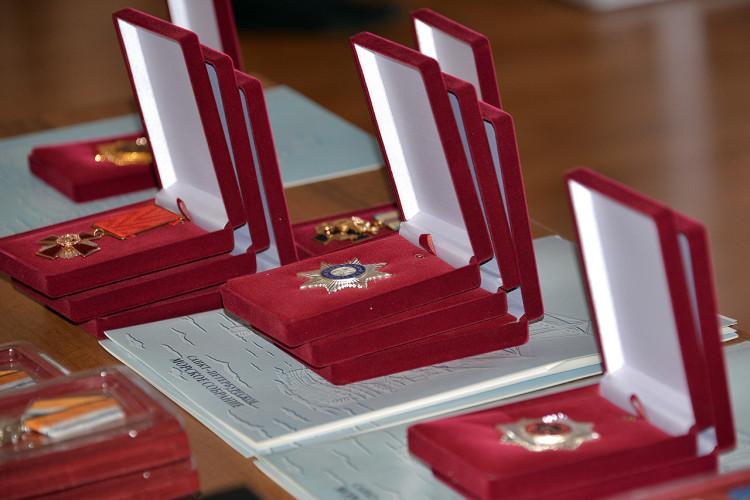 Награды Санкт-Петербургского кадетского корпуса