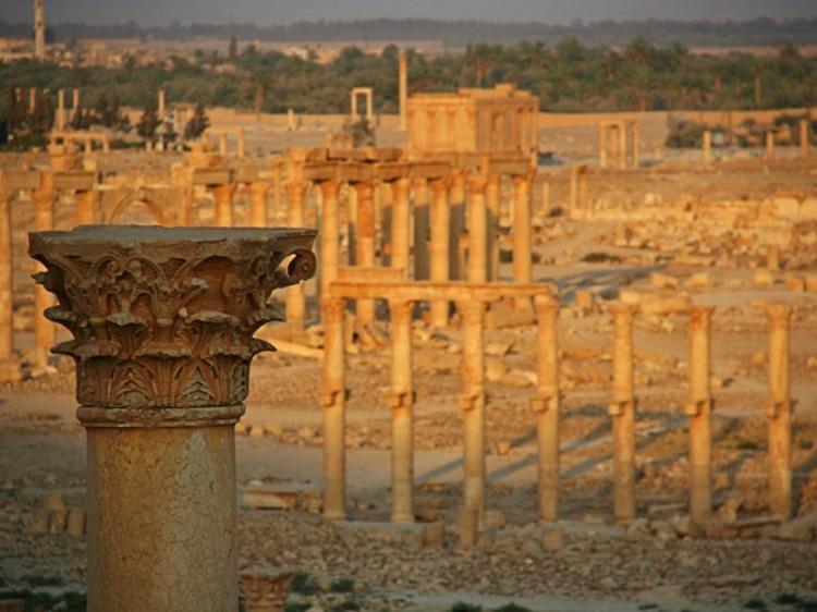 Археологические памятники Пальмиры объект наследия ЮНЕСКО-Источник-pikabu-ru